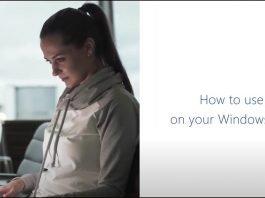 how to use esim on windows 10