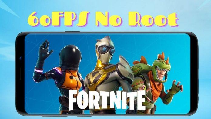 Fortnite 60FPS