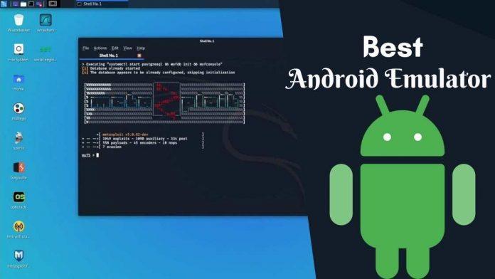 best android emulator for kali linux